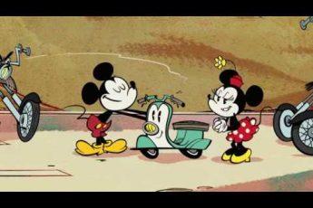 Микки Маус - Лихачи | сезон 3 эпизод 8 | Мультфильм Disney | Обновлённая Классика