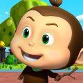 Бросок и принеси | Дошкольные видео | Loco Nuts | мультфильмы