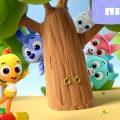 Цветняшки — Привет! — дополнительная серия — развивающий мультик для малышей