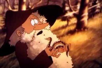 Муфта, Полботинка и Моховая Борода 2 (1987)