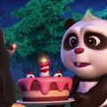 Кротик и Панда - 2 серия (мультик для детей)