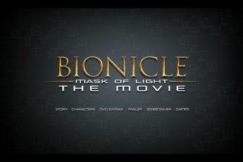 BIONICLE: Маска Света 1080p HD