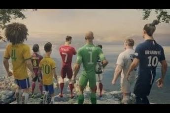 Nike Football: Последняя игра