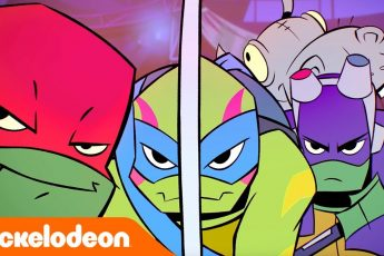 Эволюция Черепашек-ниндзя | Подарки Донни | Nickelodeon Россия