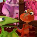 Поезд Динозавров Самый умный динозавр
