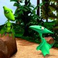 Обучающий мультфильм для детей Поезд динозавров Я тиранозавр, Четвероногий Нед - 4 серия