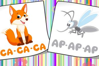 Чистоговорки, бормоталки, логопедические карточки для детей. Развитие речи у малышей. 1 Выпуск
