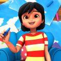 Цветная песня | Детские стишки | Развивающие мультфильмы | Junior Squad Russia | Стихи для детей