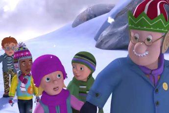 Пожарный Сэм ❄️Прогулка по снегу 🚒 Эпизоды Компиляция 🔥 мультфильм