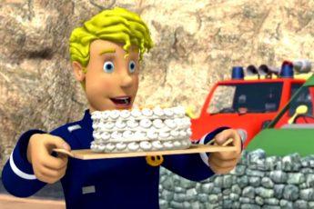 Торт после большого спасения!   Пожарный Сэм   Новые серии 🔥 Мультфильмы