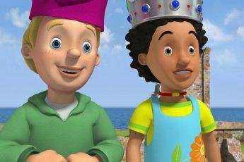 Драконы и Замки!   Пожарный Сэм ⭐️Компиляция   Мультфильмы для детей