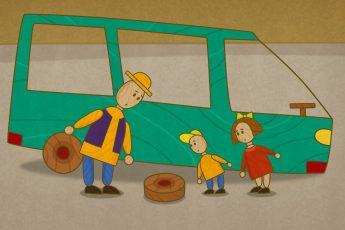 Мультик 🚗 МАШИНКИ - 🚑 Спасатели! На помощь! 🚒 Большой сборник мультфильмов