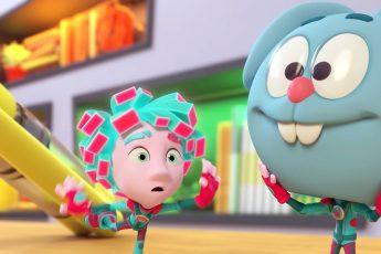 ФИКСИКИ - Новые серии - Автопилот - Fixiki - Развивающий мультфильм для детей