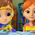 нет нет песни | детские мультфильмы | обучающие | Little Tritans Russia | потешки