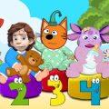 Обучающие песенки - развивающие мультфильмы для детей Мимимишки Фиксики Лунтик Новая серия 2021