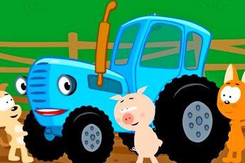 ПОМОЩЬ ДРУЗЬЯМ - Мультфильм про машинки – Котенок и волшебный гараж – Для самых маленьких
