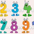 Цифры от 1 до 10 для детей.🍭 Учим цифры. Развивающий мультфильм для малышей. Учим считать до 10