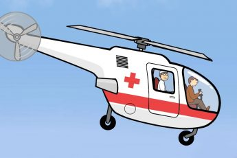 Давай соберем вертолет! - Большая сборка для самых маленьких