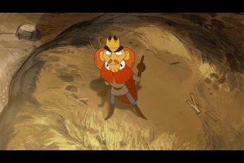 Горный король (мультик со смыслом)