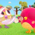 Хопхоп и мыльные пузыри! Развивающие мультики для малышей Совенок Хоп хоп