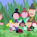 Мультфильмы Серия - Маленькое королевство Бена и Холли - Сборник 49 - Мультики