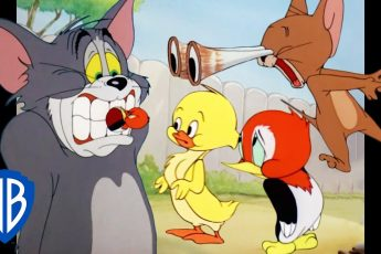 Том и Джерри | Королевство животных | WB Kids