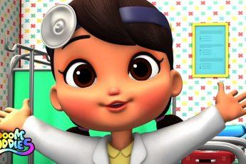 Доктор Сонг для детей | потешки для малышей | обучающие | детские мультфильмы