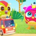 Развивающие мультики для малышей Совенок Хоп хоп. Новая серия - Пожарная машинка