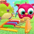 Развивающие мультики для малышей Совенок Хоп хоп. Новая серия - счеты