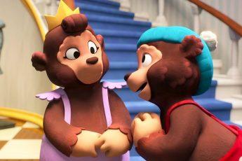 Приключения медвежонка Расмуса - Так держать, принцесса (25 серия)