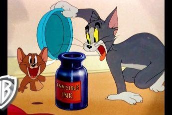 Том и Джерри | Невидимые чернила | WB Kids